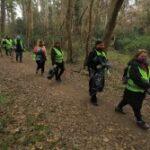 Esteban Echeverría: limpieza de la Laguna Rocha