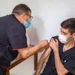 Hay más de 400 mil jóvenes de entre 13 y 17 años inscriptos para recibir la vacuna contra el Covid